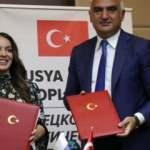 İmzalar atıldı: Türkiye ile iş birliğine hazırız