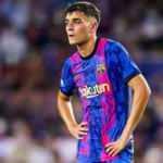 Barcelona, Pedri ile sözleşme yeniledi