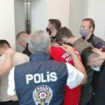 Başkentte ilaç şebekesine operasyon: 11 gözaltı