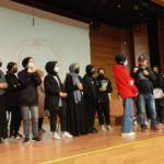 Fehmi Demirbağ imam hatipli gençlerle buluştu