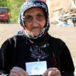 Hakkari'de 117 yaşındaki nine Kovid'i hafif atlattı