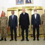 İçişleri Bakanı Soylu Ahpanos Vadisi'nde incelemelerde bulundu
