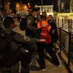İşgalci İsrail polisi 11 yaşındaki Filistinli çocuğu gözaltına aldı