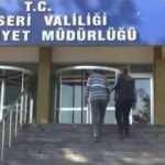 Kayseri'de DEAŞ operasyonu: Gözaltına alındırlar!