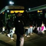 """Korona hastası kadın """"pes"""" dedirtti! Belediye otobüsünden polis zoruyla indirildi"""