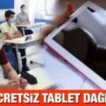 MEB öğrencilere 10 bin tablet dağıtacak! Ekim ayı tablet başvuruları nereden yapılır?