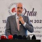 Numan Kurtulmuş'tan Kılıçdaroğlu'na: Meydanı boş bulduğunu zannediyor