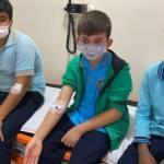 Osmaniye'de 29 öğrenci zehirlenme şüphesiyle hastanelik oldu