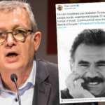 PKK'nın Paris Senatörü! Fransız siyasetçiden skandal Abdullah Öcalan talebi
