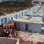 Sadakataşı'ndan İdlib'de 132 yetim ailesine ev desteği
