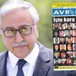 Türkiye'den Mustafa Akıncı ile ilgili iddialara yalanlama