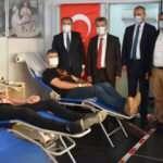 Trabzonspor ile Türk Kızılay'dan kan bağışı kampanyası