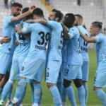 Erzurumspor evinde Altınordu'ya gol oldu yağdı!