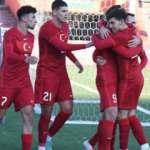 Ümit Milli Takım, Kazakistan'ı 1-0 mağlup etti