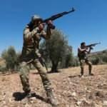 YPG/PKK Suriye'deki güvenli bölgeleri tehdit ediyor