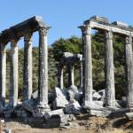 Zeus Tapınağı eski ihtişamına kavuşuyor