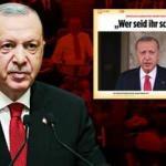 Alman Bild gazetesinden Erdoğan'a çirkin yakıştırmalar
