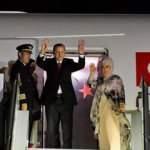 Afrika ziyaretlerini tamamlayan Cumhurbaşkanı Erdoğan yurda döndü