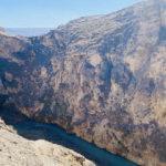 Ağrı'nın 'doğal köprüsü' hayran bırakıyor