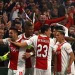 Ajax evinde Dortmund'u farka boğdu!