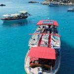 Antalya'da yaz bitmiyor! Koylarda 'yat- tekne' trafiği var