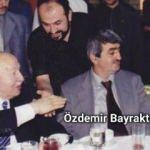 Arşiv fotoğraflarıyla Milli SİHA'ların öncü ismi: Özdemir Bayraktar
