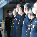 Bakan Akar NATO Karargahı'nda