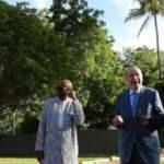 Başkan Erdoğan, Togo'da 3 ülke lideriyle buluştu
