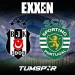 Beşiktaş Sporting maçını veren yabancı kanallar! Beşiktaş Şampiyonlar Ligi maçı şifresiz nasıl izlenir?