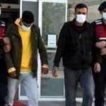 Camilerden 61 halı çalan 2 şüpheli tutuklandı