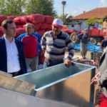 Edirne'ye 52 milyon lira bütçeli dev yatırım: Çiftçinin derdine deva olacak