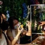 Endonezya'daki kafede Squid Game çılgınlığı!