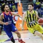 Fenerbahçe Beko Anadolu Efes'i farklı mağlup etti!