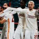 Galatasaray Rusya'dan lider döndü!