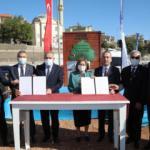 Gaziantep 27 milyon fidan hedefine adım adım ilerliyor