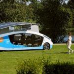 Güneş enerjisiyle çalışan karavan 2 bin kilometre yol katetti