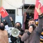 Hakkari'de, HDP binası önündeki eylemde 19'uncu hafta