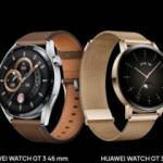 Huawei Watch GT 3 kulaklık hediyesiyle tanıtıldı