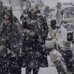 Kar yağışı geliyor! Meteoroloji'den son dakika uyarısı