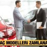 Aşırı zamlanacak araç modelleri ve fiyat listesi: Peugeot Fiat Renault Toyota Hyundai Volkswagen...