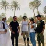 Libya 10 yıl aradan sonra ilk turist kafilesini ağırlıyor