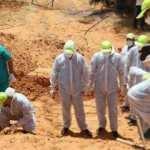 Libya'nın Terhune kentinde bir toplu mezar daha