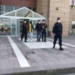 Manisa'da pes dedirten olay! Cami hırsızları yakalandılar