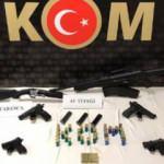 Mardin'de silah kaçakçılığı operasyonu: 7 tutuklama