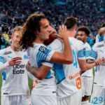 Marsilya, Lorient'i farklı yendi!