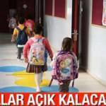 Okullar kapanacak mı? Sağlık Bakanı Fahrettin Koca'dan kritik yüz yüze eğitim açıklaması geldi...