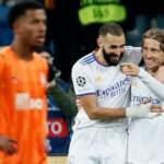 Real Madrid, Shaktar Donetsk'i farklı yendi!