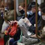 Rusya'da kasım ayının ilk haftasına koronavirüs tatili