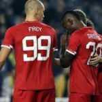 Samatta'dan Fenerbahçe'ye gol! Sevinmedi...