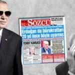 Kılıçdaroğlu'nu savunmak isteyen Sözcü işleri daha da karıştırdı: Algı ellerinde patladı!
